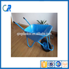 Heavy transport hand tools 4.00-8 wheelbarrow for building