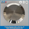 DN50 sanitary stainless steel 304 tri clamp end cap for columns