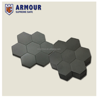 6 mm UHMWPE bulletproof ceramic personal protective body armor