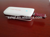 3G wirelses router with USB slot
