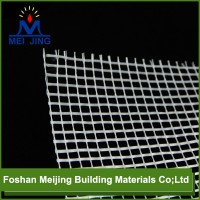 fiberglass grid mesh back of mosaic as manufacturer