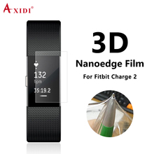 Film Automatic Absorb TPU Screen Protector for Fitbit Charge 2