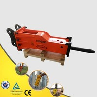 Hydraulic Breaker for Excavator/ Heavy Equipment(SPARKLE) Jack Hammer