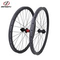 Factory direct 27.5 mountain bike wheels clincher carbon fiber 650B mtb wheels