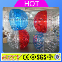 Commercial Sale PVC/TPU Bubble Soccer/ Bumpball /Football Bubble