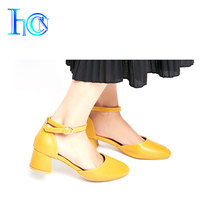 2017 fashion bridal wedding low heel woman slide sandals shoes with wholesale price