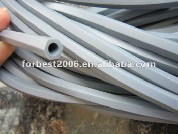 Hexagonal Silicone hose pipe