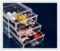 Hot Sale 3 Drawers Plastic Opi Nail Polish Multi Storage Box With High quality