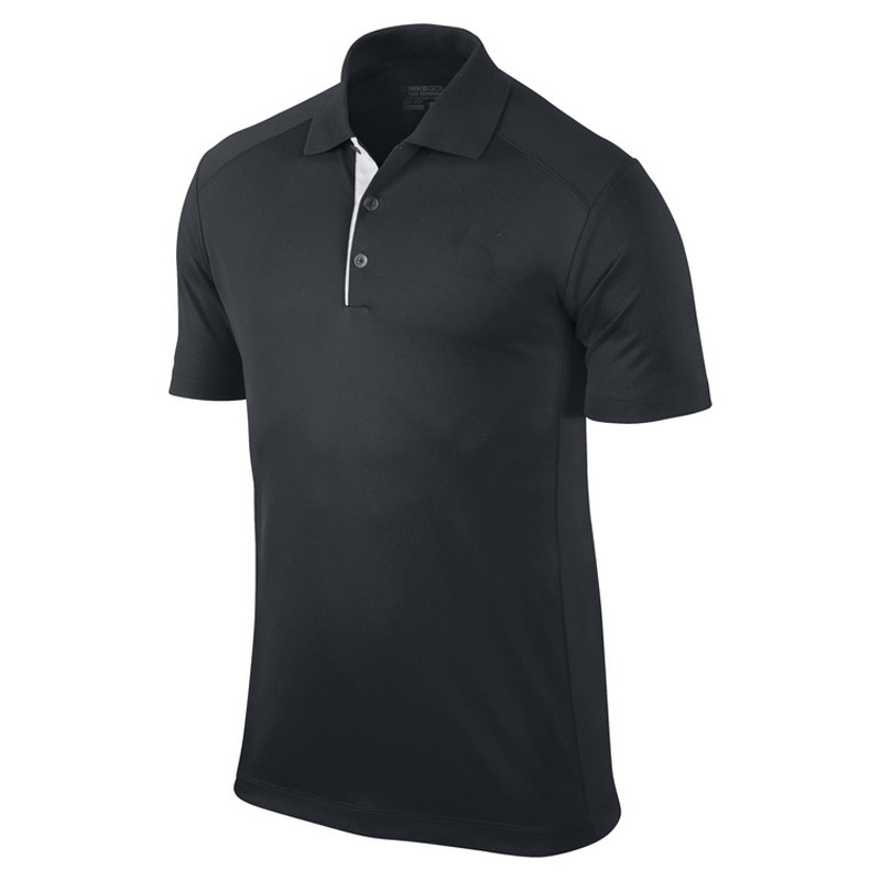 Custom high quality polyester men's polo t shirt with brand logo