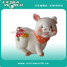 pottery hot selling piggy bank money boxes