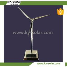 2016 new battery working model solar windmill for teaching