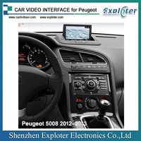 Intelligent Parking Assist System Camera interface Peugeot 508 2012-2014 RT6