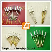 Blind furniture rivets/steel pop rivet from Tianjin China