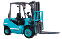 China brand Lonking electric forklift truck for 2.5ton duty
