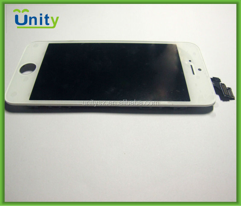 Mobile phone OEM replacement for iPhone 5G LCD touch screen assembly