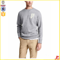 mens wholesale crewneck sweatshirt with 2015 fashion hoody
