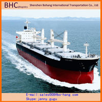 motorcycle by ocean freight from chongqing to TINCAN