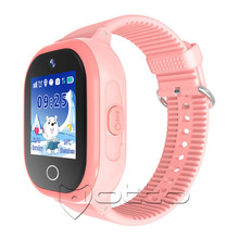 Fast gps track IPS screen watches 2G network gsm waterproof talking mobile phone wristwatch wrist watch for kids