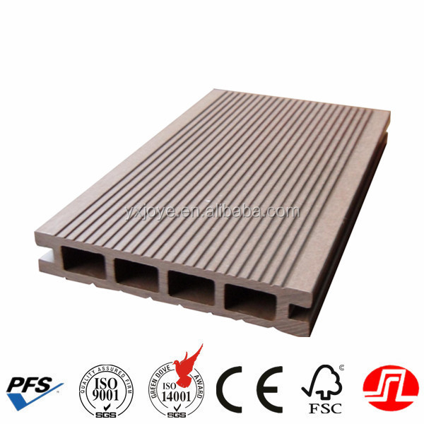 Eco friendly wpc decking with cheap price