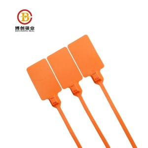 BCP302 hot stamping plastic seal strip for package