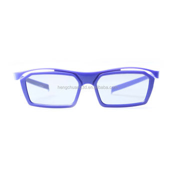 2018 G06/Universal IMAX 3D Plastic glasses/Oculos/Red Blue Cyan 3D glass Anaglyph 3D vision/cinema Wholesale