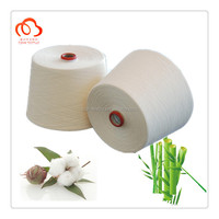 Exellent Quality 70/30 Bamboo/Cotton yarn in china 32s