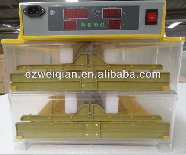 full automatic high quality electric egg incubator