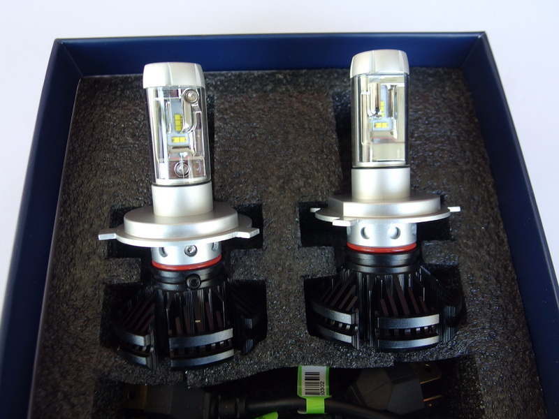 auto led headlight 9005 hb3 3000K 6500K 8000K All in one led X3 Car LED Headlight Auto Headlamp Bulb H4 H7 H8 H11