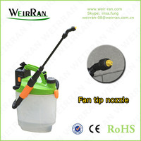 (84014) WRE-2000L chair painting spray 1 gallon T jet nozzle rechargeable fog sprayer