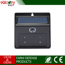 ROHS eco-friendly no noise waterproof electronic pest repeller