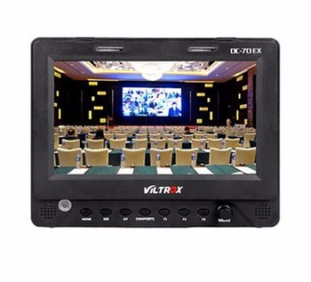 Original Factory LCD Monitor VILTROX DC-70EX 7 inch HD IPS Camera Monitor for Professional Foto or Video Shooting