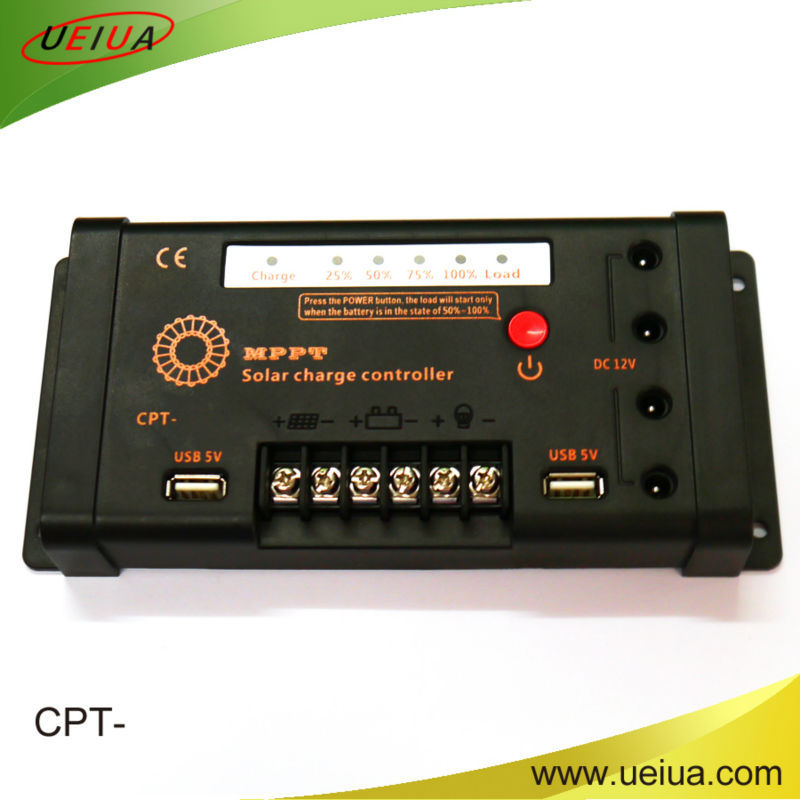 2016 China supplier MPPT 12/24V 10A solar <strong>charge</strong> <strong>controller</strong>