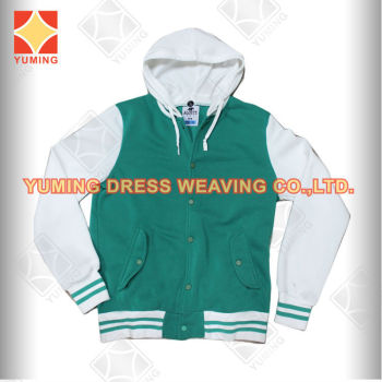 High quality kids custom baseball jackets
