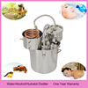 High purity 100% pure alcohol stainless steel copperstill moonshine stills distiller