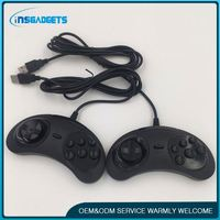 Pc usb joystick game pad game controller ,h0tSy wired game controller for sale