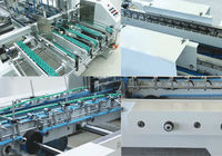 GK--1200PCG/1450PCG/1600PCG Corrugated Carton Glue Making Machine