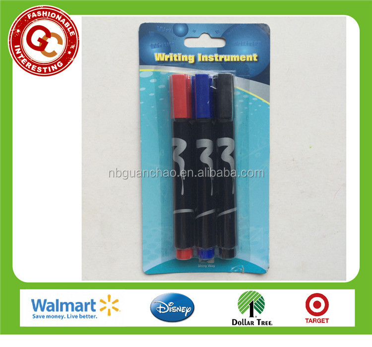 classic large white board marker pen for office