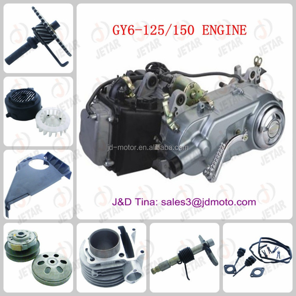 wholesale motorcycle engine GY6 157QMJ 150CC 4 STROKE