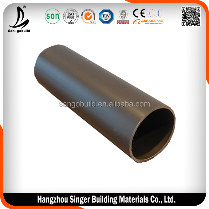 8 inch pvc drain pipe, 8 inch brown pvc irrigation pipe