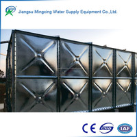 Hot sell new products modular stainless steel storage tank