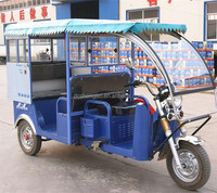 battery operated e rickshaw price in India
