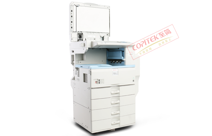 Used Copier for MP3351 Monochrome Copier Machine MFP Remanufactured Duplex A3 Used Black Copier For Sale