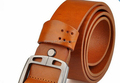 2017 fashion smart casual pu leather used leather belt leather belt bound