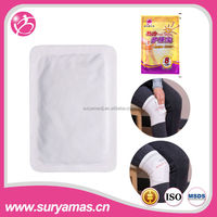 comfortable self heating heating pad for knee
