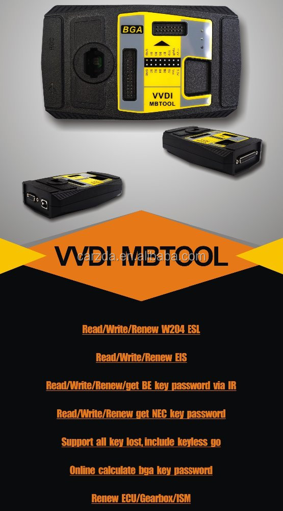 Condor vvdi mb key programming