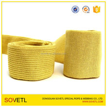 High Temperature and Heat & Flame Resistant Thermal Insulating Braided Kevlar Sleeve