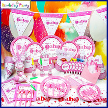 wholesale paper kids birthday theme party decorations
