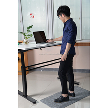 Eco-Friendly Custom Pu Office Kitchen Floor Mats Antifatigue Mat