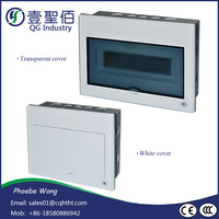China Supplier Customized Distribution Box Plastic Cover