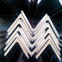 China prime quality hot rolled iron equal angle steel